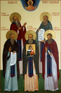 The assembly of the saints of Karelia